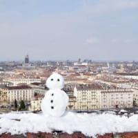 Meteo, ondata di freddo polare in tutta Italia. Giovedì attesa la neve a Roma