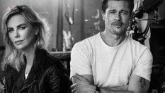 """""""Brad Pitt e Charlize Theron, è amore"""". Lo dice la stampa inglese"""