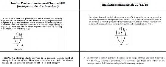 Maturità, le simulazioni di matematica e fisica copiate da un manuale russo