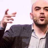 """""""Elimina Saviano"""", lo scrittore attaccato ad Afragola a Salvini: """"Si goda la propaganda"""""""