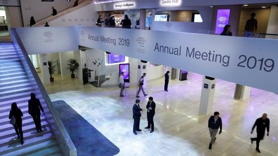 Davos, la truppa dei Paperoni che ha cavalcato la crisi