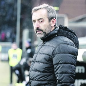 """Sampdoria, Giampaolo: """"Peccato, avevamo la vittoria in pugno"""""""
