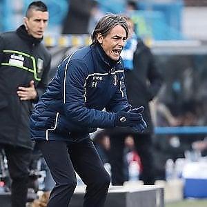"""Bologna, Inzaghi: """"Questo punto è un nuovo inizio"""""""