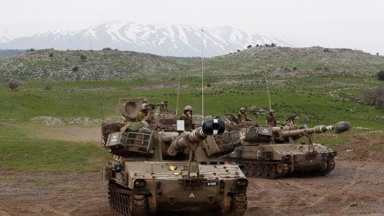 Israele attacca forze iraniane in Siria, 11 morti