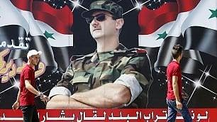 La Siria è morta, viva Assad. reportage dalle rovine