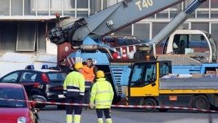 Ansaldo Energia, operaio muore sul lavoro colpito da un carico precipitato da una gru