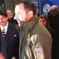 Salvini indossa la divisa dei barracelli sardi e scoppia la polemica