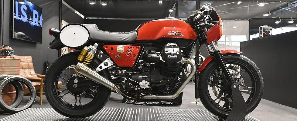 """Fast Endurance"", così la Moto Guzzi torna in pista"