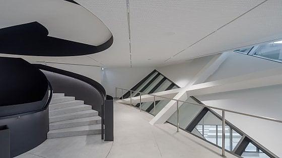 Vilnius, un salto nel futuro. Nasce MO, firma Libeskind