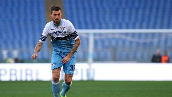 Lazio, niente record per Acerbi: ''Mi scuso per l'espulsione''