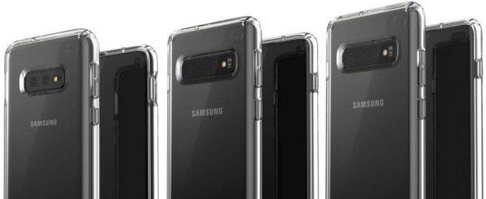 Samsung, da 3 a 5 fotocamere: ecco come sarà il Galaxy S10