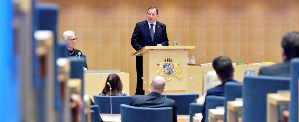 Svezia all'attacco: fra 11 anni vietate tutte le auto a benzina o diesel