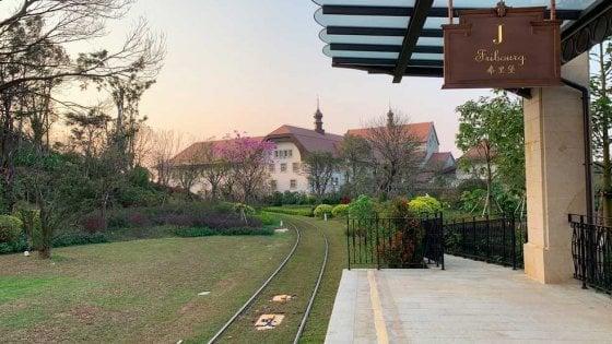 Huawei, nel nuovo campus cinese da oltre un miliardo di euro che si ispira all'Europa
