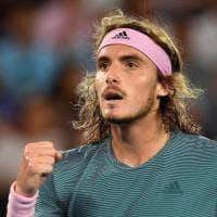 Tennis, Australian Open: Tsitsipas non si ferma, in semifinale contro Nadal