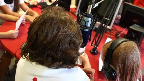 La radio in ospedale per i piccoli pazienti