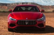 Nuova Maserati Ghibli, che strani quei posti posteriori...