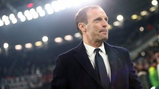 "Juventus, Allegri: ""Squadra seria, così si arriva alla maturità"""