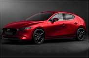 Il cuore d'acciaio della nuova Mazda3