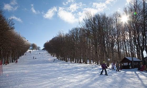 Dall'Amiata alle Apuane, l'inverno nei monti della Toscana