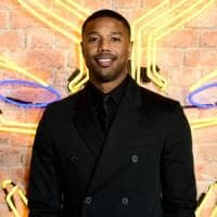 Michael B. Jordan, da 'Black Panther'