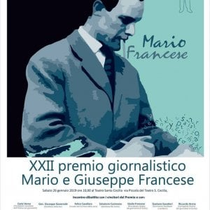 Il premio Francese a Lucia Goracci, Paolo Borrometi e alla m