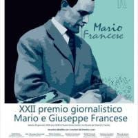 Il premio Francese a Lucia Goracci, Paolo Borrometi e alla memoria di Alessandro Bozzo
