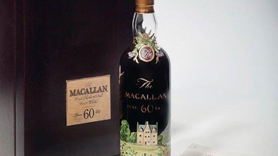Il Whisky per miliardari: è un Single Malt la bottiglia più costosa del mondo