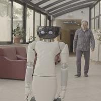 Il robot entra in corsia e aiuta a fare la diagnosi