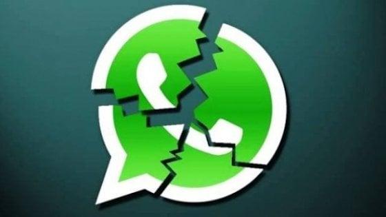 WhatsApp down in molte parti del mondo. C