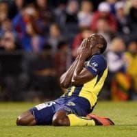 Bolt, addio al sogno di diventare calciatore:
