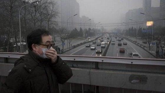 L'inquinamento rende i cittadini meno felici