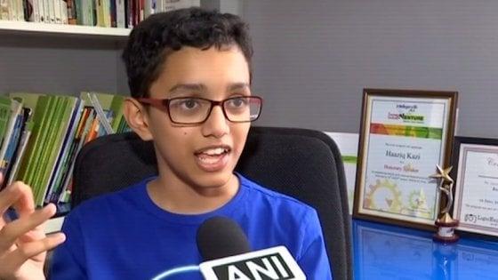 """India, a 12 anni progetta una barca per salvare gli oceani dalla plastica. """"Aiutatemi a costruirla"""""""