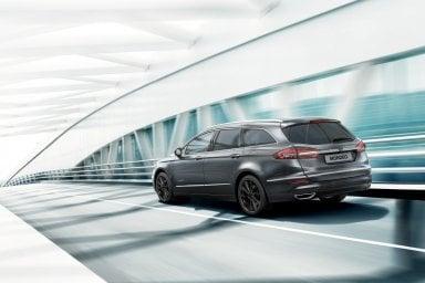 Ford, la Mondeo Hybrid diventa wagon