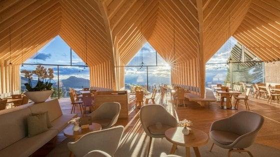 Alto Adige, quando il rifugio è un gioiello di design (e di sapore)