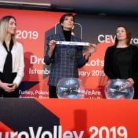 Volley, Europei donne: Italia trova Polonia e Belgio