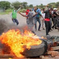 Zimbabwe, crisi dell'acqua e della benzina. Dopo le proteste polizia sotto accusa:...