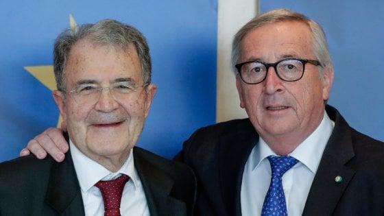 """Pd, l'atto d'accusa di Prodi: """"Sinistra priva di idee e di un leader. Abbiamo l'opposizione, non un'alternativa"""""""