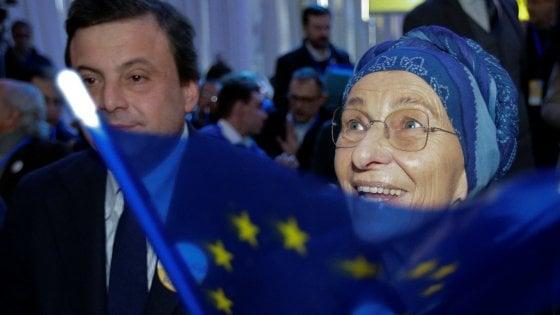 europee, calenda cerca l`intesa con +europa. il partito di bonino stoppa la
