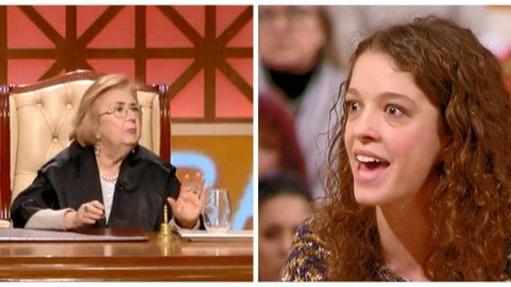 """Forum, Telefono Rosa contro giudice Melita Cavallo: """"Ignobile attacco in tv a una ragazza vittima di stupro"""""""