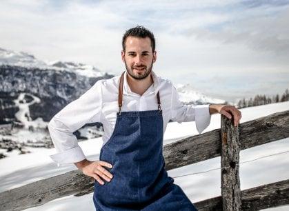 Andrea Tortora, il pasticciere a Tre stelle che rende omaggio alla natura
