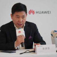 Il ceo di Huawei, Richard Yu: