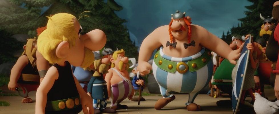 Asterix I Obelix Film