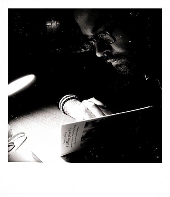 Un selfie con un libro / 2