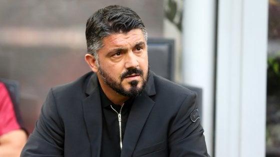 "Milan, Gattuso: ""Piatek sembra Robocop. Higuain poteva fare di più"""