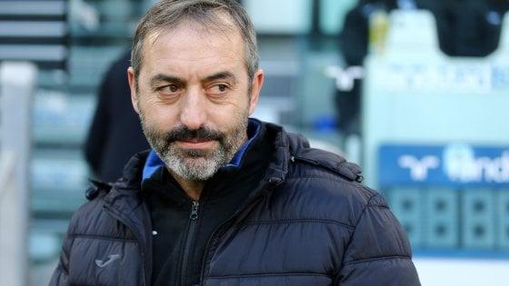 """Sampdoria, Giampaolo: """"Con l'Udinese voglio una prova di responsabilità"""""""