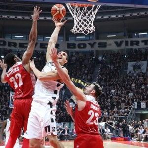 Basket Serie A Nel Girone Di Andata Pubblico In Aumento Del 6 La Repubblica