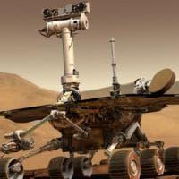 Quindici anni su Marte, ma il rover Opportunity festeggia in silenzio