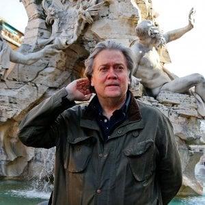 """Stop del governo alla scuola sovranista di Bannon a Trisulti: """"La Certosa ha altre finalità"""""""