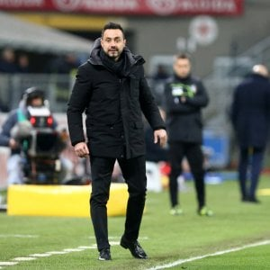 Sassuolo, De Zerbi: ''Boateng ci mancherà, ma era un'occasione unica''