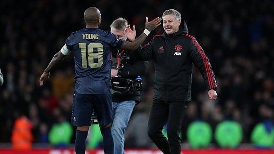 Fa Cup, Arsenal-Manchester United 1-3: Solskjaer non smette di vincere